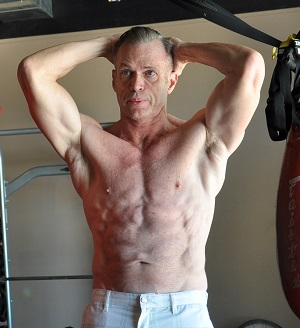 NPC Masters Physique Prep - 52 yrs old