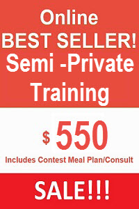 Semi-Private Training Sale